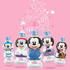 今度はミッキー&ミニーが歌手やパイロット姿に♪ エビアンから、まぁるくてお人形みたいなボトルのミネラルウォーター第3弾が登場!!