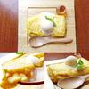 ふんわりとろける玉子焼きみたいな新感覚スイーツ♡ 新大久保の人気カフェに『蕎麦屋のベイクドEGG』が登場!