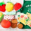 野菜や果物、お菓子がカラフルな雑貨になって大集合☆ スーパーマーケットをモチーフにした『ブルーエマート』全国のBleu Bleuetにて開催中!