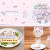 「銀魂×Sanrio characters」コラボカフェがオープン♪ 衝撃のビジュアルをあしらったキュートなメニュー&グッズが東京・大阪に登場!