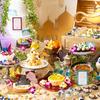 魔法のランプに宮殿のケーキ、オリジナルパフェ作りも楽しめる♪『アラジンと魔法のランプ デザートブッフェ』名古屋にて開催!