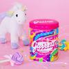 カラフルでゆめかわいいレインボーカラー♡ ギャレット ポップコーン ショップス®から『Unicorn缶』が期間限定で復活