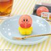 """カービィ&ワープスターが""""のせて可愛い""""和菓子に♡『食べマスあそーと 星のカービィ』ローソンにて発売!!"""