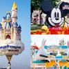 ミッキーだらけのパレードに、シンデレラ城型の熱気球も♡ 東京ディズニーランド®平成30年間のおもしろコンテンツを一挙大公開!