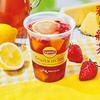 完売続出の『MACHI café Lipton フルーツインティー』がローソンにて再販決定!レモン・ストロベリー・パイナップル×紅茶の爽やかな味わい♡