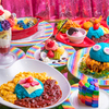 """テーマは""""虹色Rainbow""""♪「平成」と「令和」をつなぐGW限定メニューがKAWAII MONSTER CAFEに登場!!"""