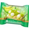 メロン×バニラ×おもちの贅沢な組み合わせ♡ まるでデザートのようなご褒美アイス『やわもちアイス Fruits メロン&バニラ』新発売