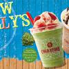 抹茶×イチゴ、チーズケーキ×エスプレッソの大人の味わい♪ コールドストーンの人気デザートドリンク「COOLLY'S」に新フレーバーが登場!!