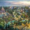 『アナと雪の女王』『塔の上のラプンツェル』『ピーター・パン』をイメージ♪ 東京ディズニーシー新テーマポート『ファンタジースプリングス』2022年度にオープン予定!!