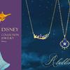 アラジン&ジャスミンのロマンチックな物語を表現♡ テイクアップのディズニーコレクションジュエリーに、『アラジン』の世界観をイメージした新作が登場!