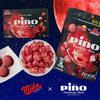ピノ×マイクポップコーン夢のコラボ第2弾♡ 6月の満月「ストロベリームーン」をイメージした『マイクプレミアム ピノ ストロベリームーン味』発売