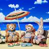 ダッフィー&フレンズが海辺で思いっきり夏を楽しむ♡『ダッフィーのサニーファン』開催に合わせたスペシャル動画が公開!