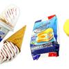 セブンプレミアム初!「キリ クリームチーズ」とコラボした「ワッフルコーンアイス」「マカロンアイス」が数量限定で発売☆