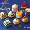 ターバンを巻いた「アラジン」に、孔雀の羽根をつけた「ジャスミン」も♡ ディズニー映画『アラジン』の世界をイメージしたプチケーキが期間限定で発売!!