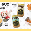 """「エラベル♡""""ネコ""""アイス」に「にくきゅうシュークリーム」も♡ Q-pot CAFE.にてニャンともキュートなテイクアウトスイーツが発売中!"""