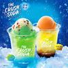 ハジける炭酸×ザクザク氷!爽快アイスクリーム『ザ・クラッシュソーダ』爽やかカラーの2種類が登場☆