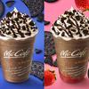 ザクザク食感&甘酸っぱさが楽しめる♡『いちごオレオ®チョコフラッペ』マックカフェ バイ バリスタに期間限定で登場!『オレオ®チョコフラッペ』も復活販売
