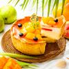 甘~いグァバの香り×ゴロっとマンゴーで南国ムード満点♡『マンゴーとグァバのトロピカルチーズタルト』PABLOから新発売