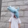 今年もサメの夏が来た!?『サメの抱き枕』新色・ライトブルーがヴィレヴァン限定で発売中☆