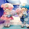 七夕コスチュームのキキ&ララが可愛すぎる♡『LittleTwinStars MILKYWAY MUSEUM -T A N A B A T A- PRODUCED BY LIDDELL』表参道にて開催!!<レポ>