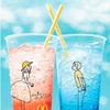 ひと夏の恋のような甘酸っぱい味わい♡ 人気のマックフィズに、「ブルーハワイ」「ブラッドオレンジ」「レモンジンジャー」の3種がお目見え♪