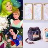 アリエルやラプンツェル、白雪姫の限定アイテムがいっぱい♪『Disney Princess / Sweet Closet』新宿ミロードにて開催!!