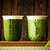 宇治抹茶×チーズミルクフォームの<爽>と<濃>の組み合わせ♡ タピチ ティースタンドから『タピチ‐宇治抹茶ミルク』新発売