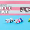 今度はスヌーピーがスポーティでポップなスタイルに♪『CABLE BITE PEANUTS』ローラースケート&ラグビーが新発売