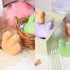 うさぎや猫、ハートのデザインも♡ 甘いお菓子のような文房具『マカロンふせん』がヴィレヴァンオンラインにて発売中