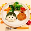 「まるちゃんのハンバーグプレート」に、「永沢君の玉ねぎスープパスタ」も♪『ちびまる子ちゃん × TOWER RECORDS CAFE』表参道にて開催!!