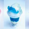 """カラフルなヒゲ付きかき氷を無料提供♪『IZUMI""""SHAVE""""STAND(イズミシェイブスタンド)』渋谷に3日間限定でオープン!!"""