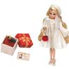 リカちゃんが「ハローキティ」をイメージしたピュアなホワイトコーデに♡ LiccA Stylish Doll Collections「ハローキティ 45th アニバーサリー スタイル」登場!!