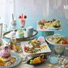 美しくもしなやかな強さをもつ「アリエル」をイメージ♪ 映画公開30周年記念『「リトル・マーメイド」OH MY CAFE』が東京・大阪・札幌・名古屋に期間限定オープン!