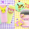 ピカチュウやイーブイの可愛いコスメで輝く艶肌に♪『ポケモンチーク』『ポケモンプレストパウダー』新発売!