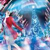 """""""世界最高""""のナイトショーとクリスマス・ツリーを完全一新☆『ユニバーサル・クリスタル・クリスマス』USJにて開催!!"""