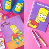 ユーモアあふれるシンプソンズファミリーが楽しいインパクトを与えてくれる♪ 全国のPLAZA・MINiPLAに『The Simpsons(シンプソンズ)』のグッズが大集合!