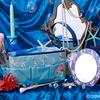 美しいブルーの海に「アリエル7人姉妹」をデザイン♪ Cocoonistから『リトル・マーメイド』公開30周年を記念した限定アイテム第2弾が登場!