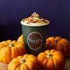 深まる秋にぴったり♪ タリーズコーヒーから『塩キャラメルパンプキンラテ』『&TEA アップルキャラメリゼロイヤルミルクティー』が新発売
