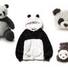 みんなが大好きなふわもこパンダが大集合♡ gelato piqueからハロウィン限定アイテムが登場!