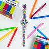 クーピー柄を100%楽しめる♪ 文字盤&ウォッチバンドにクーピー柄をあしらったシリアル番号入り腕時計が新発売!