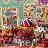 アリスとクリスマス・オーナメントたちによるキュートなお茶会♪『アリスの気まぐれクリスマス・ティーパーティー』ヒルトン東京にて開催!!