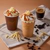 ダーク、ミルク、ホワイトの3種類からチョイス可能♪ デザート感覚で楽しめる『リンツ チョコレートドリンク モカ』アイス&ホットで新登場!