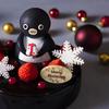 「Suicaのペンギン」が遊び心溢れるケーキに♪ ホテルメトロポリタンにフォトジェニックなクリスマスケーキが登場!