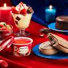 クリスマスにピッタリな贅沢な美味しさ♪ ハーゲンダッツミニカップ『苺とブラウニーのパフェ』&クリスピーサンド『フォンダンショコラ』期間限定で新発売