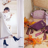 神田沙也加が手掛ける「Maison de FLEUR Petite Robe canone」が映画『アナと雪の女王2』との限定コレクションを発売!