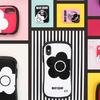 インパクトのあるデイジー柄が可愛い♡ iFaceから限定デザインの『MARY QUANT(マリークヮント)』iPhone X/XSケース&バンカーリングが登場!!