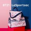 BT21のキャラたちがマーチングバンド姿に♡ BT21とレスポートサックのコレクションが初登場!LINE FRIENDS限定アイテムも発売♪