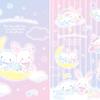 シナモロールとウィッシュミーメルが繰り広げる楽しくて甘い夢のような世界♡『シナメルドリーム』シリーズ発売!