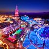 本場ヨーロッパの雪景色を想わせる「白銀の世界」も♪ ハウステンボスにて、1,300万球のイルミネーションが輝く『光の王国』が開催中!