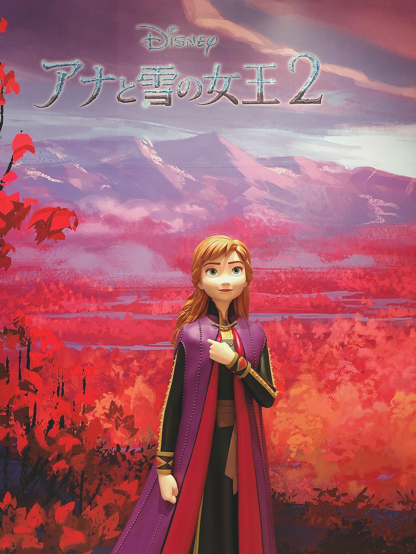 アナ雪 の世界が広がる感動空間 アナと雪の女王2 Oh My Cafe